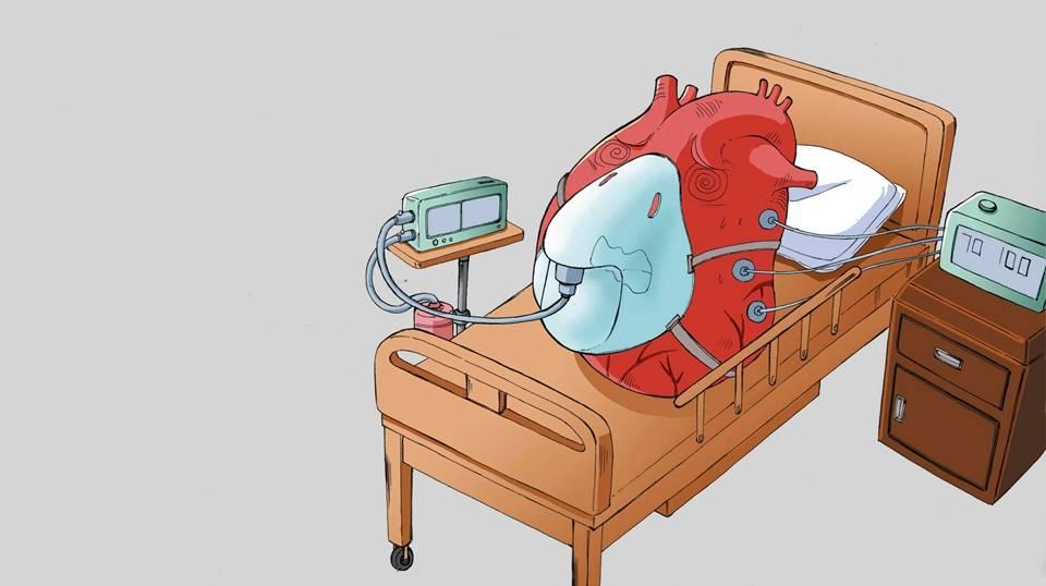 治疗心脏功能衰竭哈尔滨哪里好